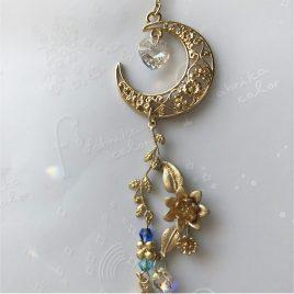 月と花と天使のペンデローク